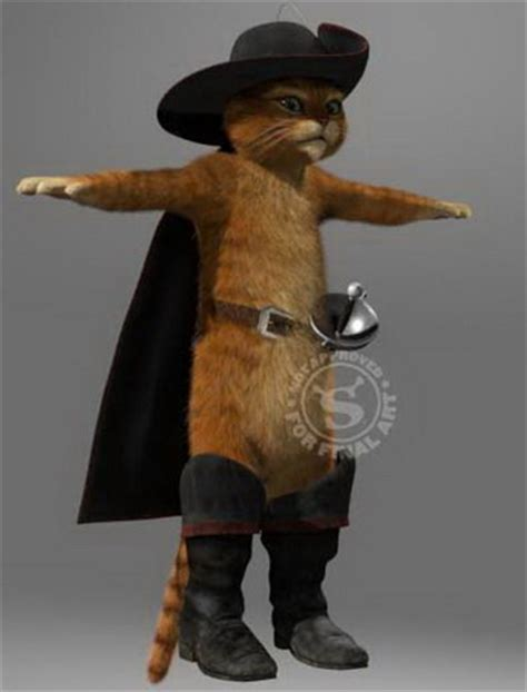 shrek in the cat model 3d model downloadfree 3d models