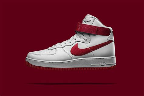 nike air force  high nai  hypebeast