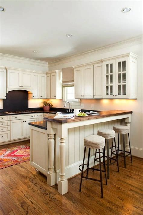 Kitchen Peninsula Designs Planked Kitchen Peninsula Cottage Kitchen Deluxe Design Studio