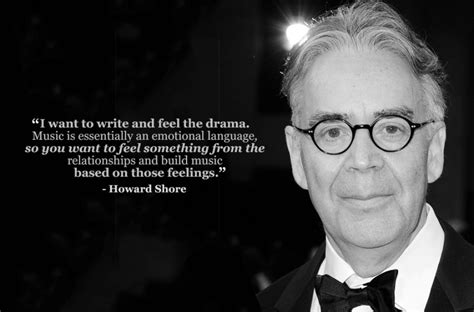 biography of a film music composer howard shore the best film composer quotes classic fm