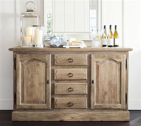 pottery barn buffets pottery barn 20 this weekend only sale save furniture home decor august 18 20 2017