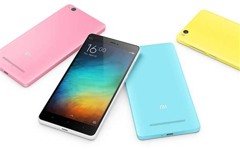 Hp Xiaomi Mi 4i White xiaomi mi5 the powerful android smartphone with cool new features nimblechapps the coolest