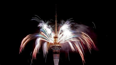 new year fireworks auckland new year s fireworks auckland new zealand sky tower 2018