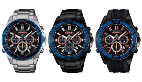 Edifice Infiniti Redbull Racing Black Replika casio edifice infiniti bull racing limited edition timepieces