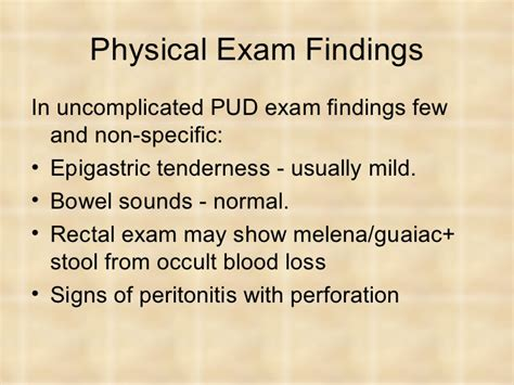 peptic ulcer disease ppt fmdrl
