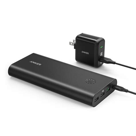 anker universal battery charger anker powercore 26800mah portable charger with