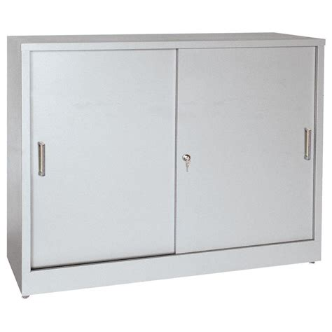 Sliding Cabinet Doors Home Depot by Sandusky Elite Series 42 In H X 36 In W X 18 In D Steel