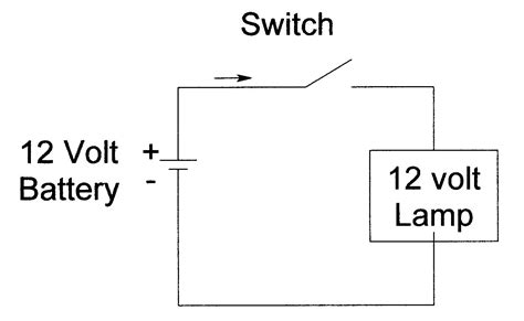 simple circuit simple l circuit diagram simple free engine image for
