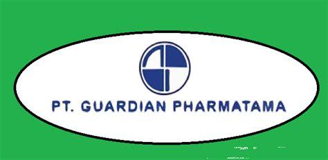 lowongan kerja pt guardian pharmatama pekanbaru
