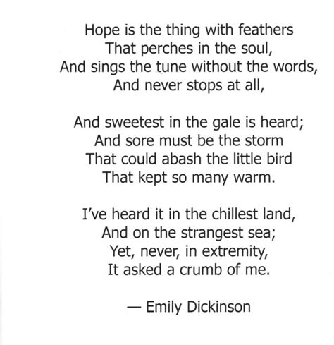 best emily dickinson poems emily dickinson quotes about poetry quotesgram