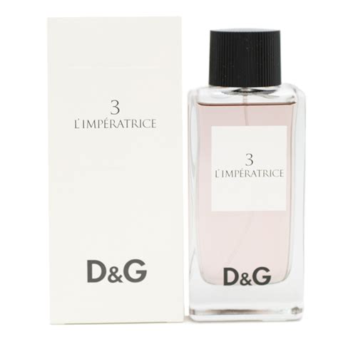 d g 3 l imperatrice perfume for by dolce gabbana