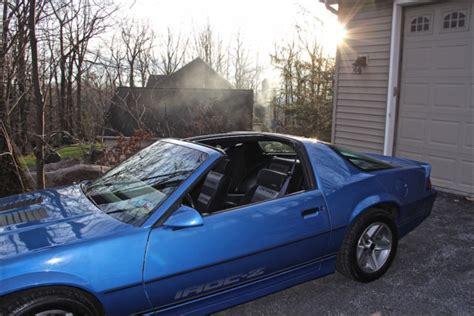 automobile air conditioning repair 1985 chevrolet camaro windshield wipe control 1985 chevrolet camaro iroc z sport coupe 2 door 5 0l tpi for sale in lebanon pennsylvania