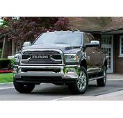 2017 Dodge Ram 2500 Exterior Interior And Specs  Cars