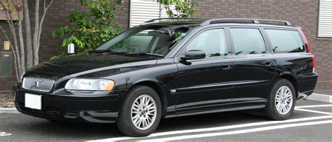 volvo v70 volvo v70 history of model photo gallery and list of