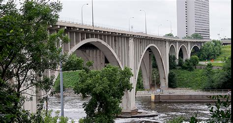 Detox Minneapolis by Rehab Of Historic 10th Avenue Bridge On Hold Finance