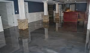 Epoxy For Basement Floors Ideas Paint Metallic Epoxy Basement Floor Jeffsbakery Basement Mattress