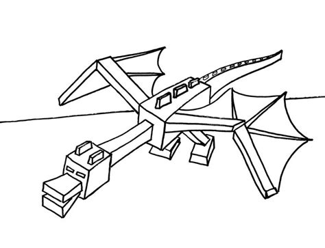 minecraft unicorn coloring page http colorings co minecraft coloring pages ender dragon