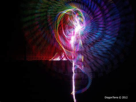 led light photography led light wheel esque overexposure photography by