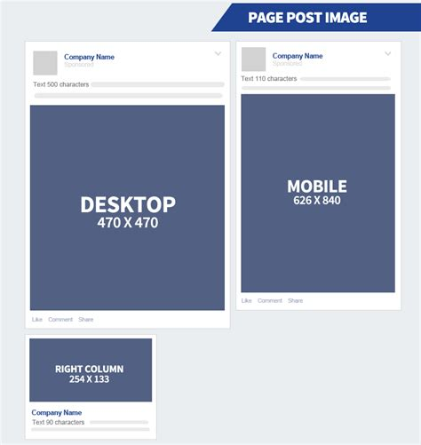 format video fb guide 2016 les dimensions des publicit 233 s sur facebook