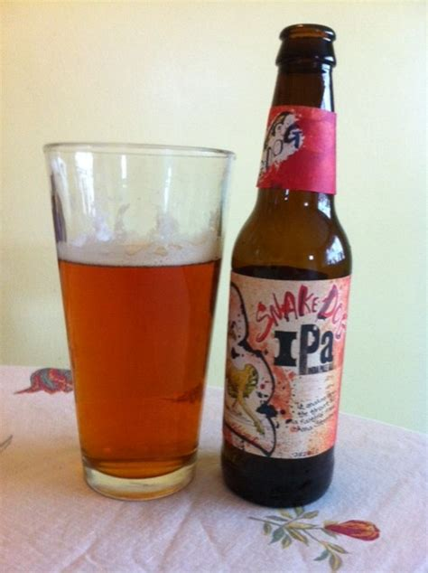 snake ipa flying snake india pale ale review
