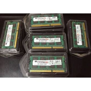 Asli Original Memory Venom Rx Ddr3 2gb Pc12800 venom rx memory ram laptop sodim ddr3 2gb pc12800 1600 mhz low voltage shopee indonesia