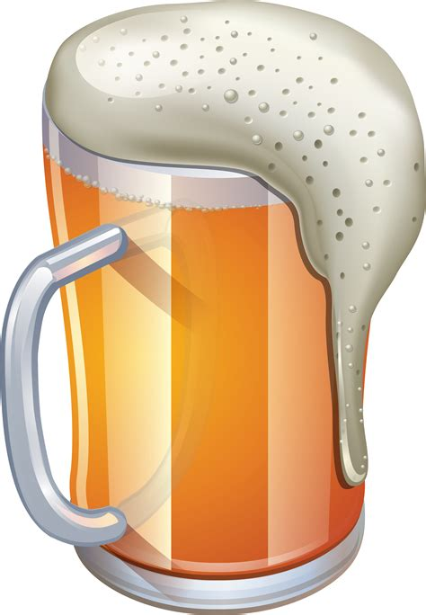 beer cartoon transparent beer clip art danasrgi top clipartix