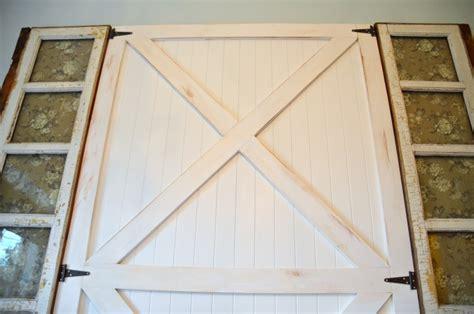 how to make a barn door headboard how to build a barn door headboard diy headboard home