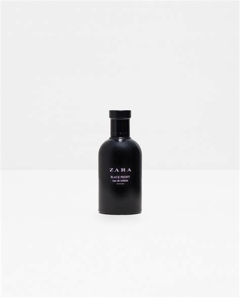 Parfum Zara Black Peony zara black peony zara perfume a new fragrance for 2016