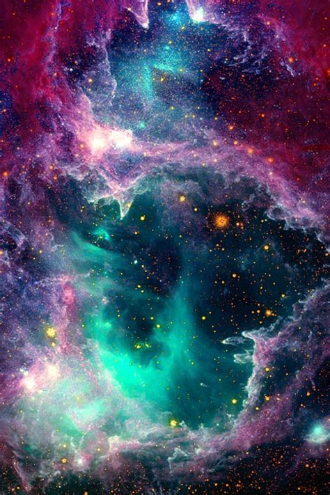 sky space for pinterest multiverse tales colourful galaxies