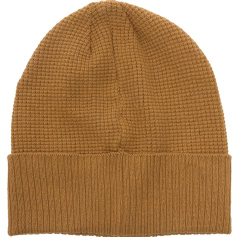 mens knit beanie timberland mens cotton waffle knit ribbed cuff cap