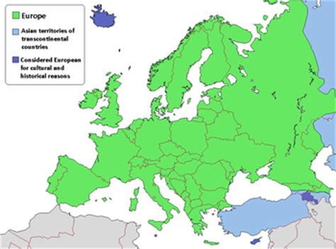 europes natural and cultural europa