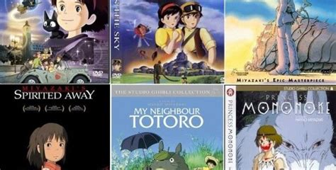 ghibli film numbers 11 best images about top 10 hayao miyazaki anime movies on