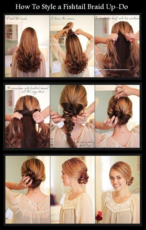 super easy hairstyle tutorials
