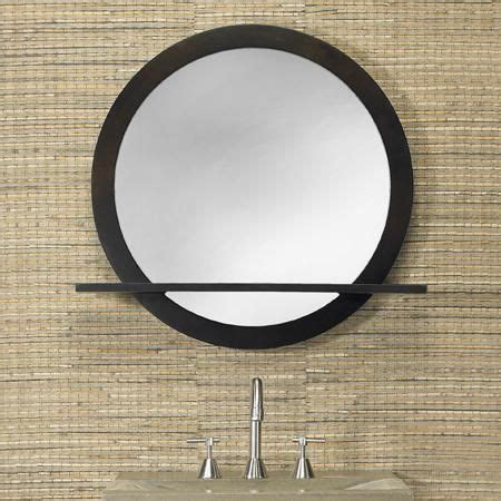 round bathroom mirror with shelf pin by joann scaccia on bathroom pinterest