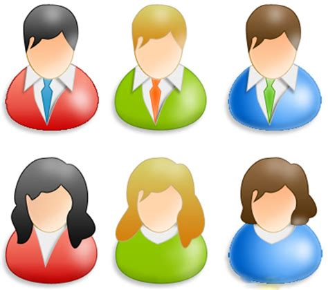 People Icon Images - Reverse Search