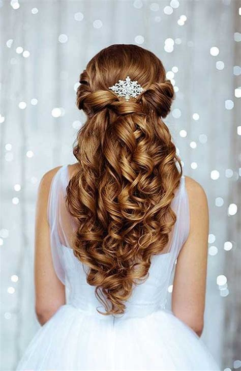 Wedding Hairstyles How To by 40 Best Wedding Hairstyles For Hair