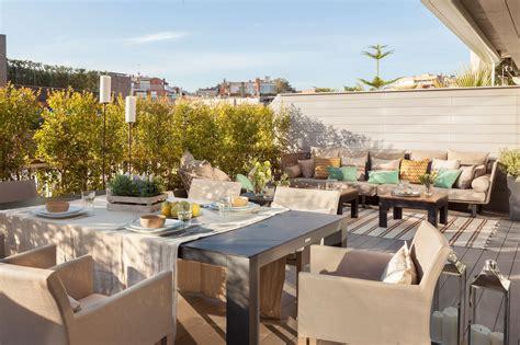 ideas para decorar terraza grande decorar la terraza seg 250 n su talla c 243 mo aprovechar el espacio