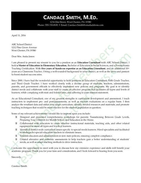 Introduction Letter To Consultant Company 17 Best Ideas About Application Cover Letter On Application Cover Letter Cover