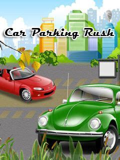 java car themes car parking rush java game for mobile car parking rush