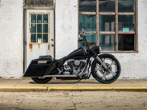 custom black covington s black custom bagger