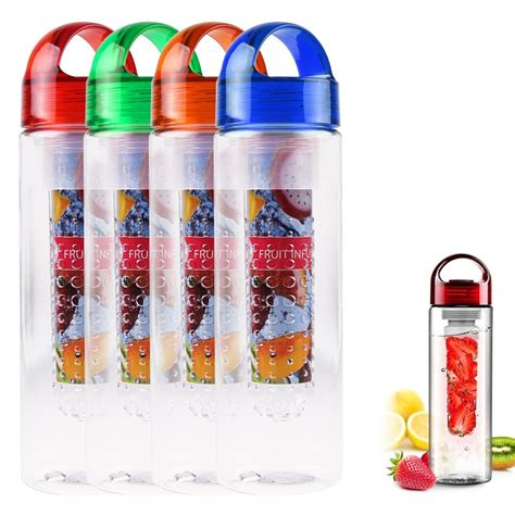 Water Bottle Fruit Detox by New 700ml Fruit Infuser Water Bottle Infusion Bpa Free
