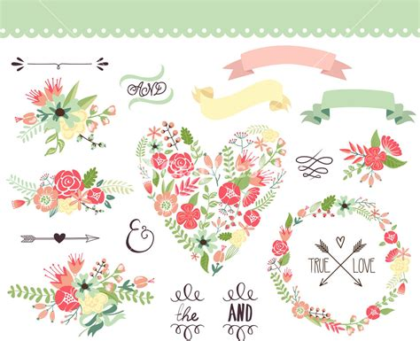 Wedding Graphic by Wedding Graphic Set