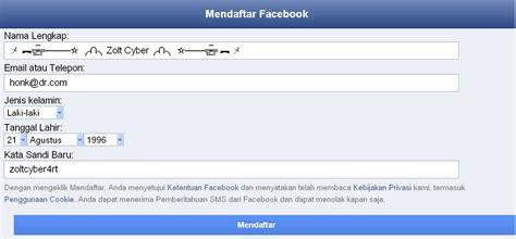 membuat nama email unik cara membuat nama akun facebook unik 2014 2015 new