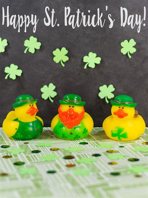 how to rubber st diy shamrock shaped bokeh how to for st s day