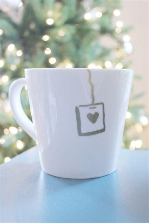 design mugs diy hearthavenholidays diy sharpie mugs hearthavenhome