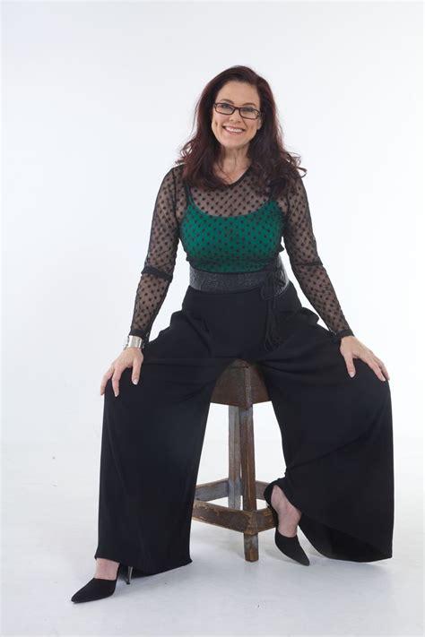 wardrobe fashion women over 60 mature style mature fashion nicki paull wide leg pants