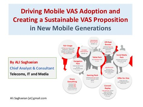 mobile vas driving mobile vas adoption and creating a sustainable vas