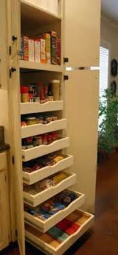 Pull Out Kitchen Storage Ideas by How To Build Pull Out Pantry Shelves Diy Projects For
