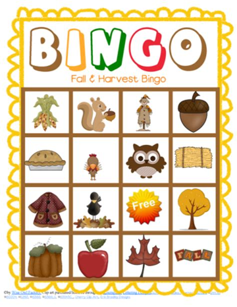 free printable thanksgiving picture bingo cards 49 printable bingo card templates tip junkie