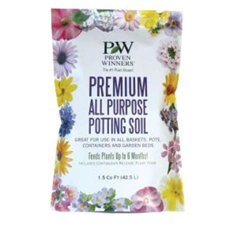 proven winners premium 1 5 cu ft all purpose potting